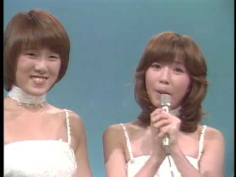 Unusual short performance D01P05 - Pink Lady ピンク・レディー 1977.06.06 / 52.06.06