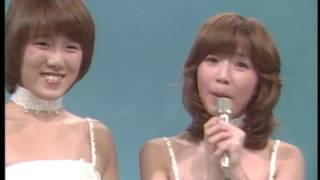 Unusual short performance D01P05 - Pink Lady ピンク・レディー (Mits...