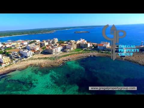Colonia de Sant Jordi - Entornos