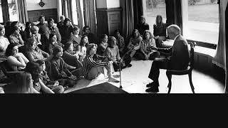 الصوت | ج. كريشنامورتي – غشتاد 1974 – المعلم المناقشة 4 – يمكن أن نخلق أجواء...