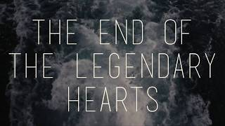 Charlie Fink - 'The End of The Legendary Hearts' (Official Lyric Video)