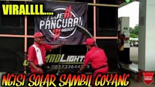 NGISI SOLAR DI SPBU SAMBIL LIVE DJ WE PANCURAN KARNAVAL PESONA GONDANGLEGI 20 12 18