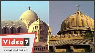 بالفيديو.. الجمعة مسجد والأحد كنيسة.. الإرهاب هو هو ..والمؤامرة هى هى