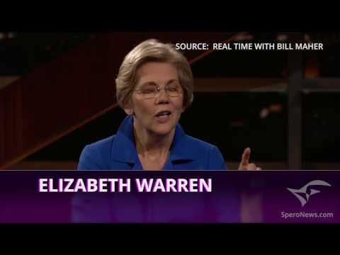 Mark Simone - Watch Elizabeth Warren's Face When Bill Maher Calls Her 'Pocahontas'