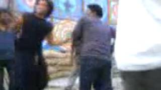 Allu Arjun & Sukumar Dancing for ARYA2 Song