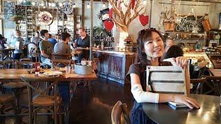 미국과 한국, 커피숍 풍경 비교.