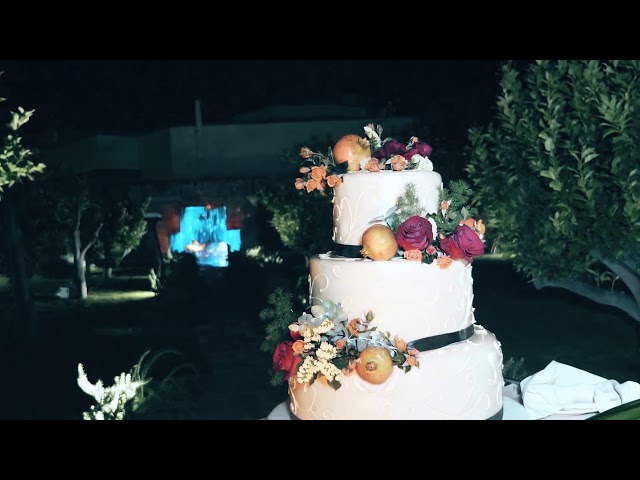 Video Mapping for Weddings