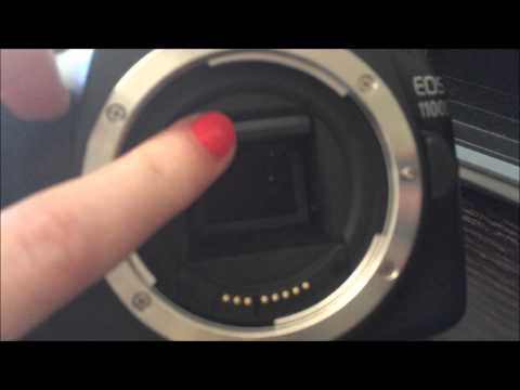 How to Clean A DSLR Sensor