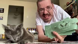 PRANKING MY CAT 😂 - Ricky Berwick