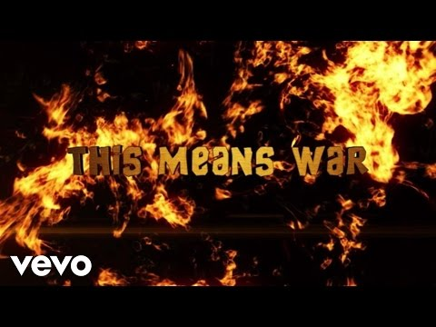 Marianas Trench - This Means War Lyric