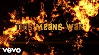 Marianas Trench - This Means War (Lyric Video)