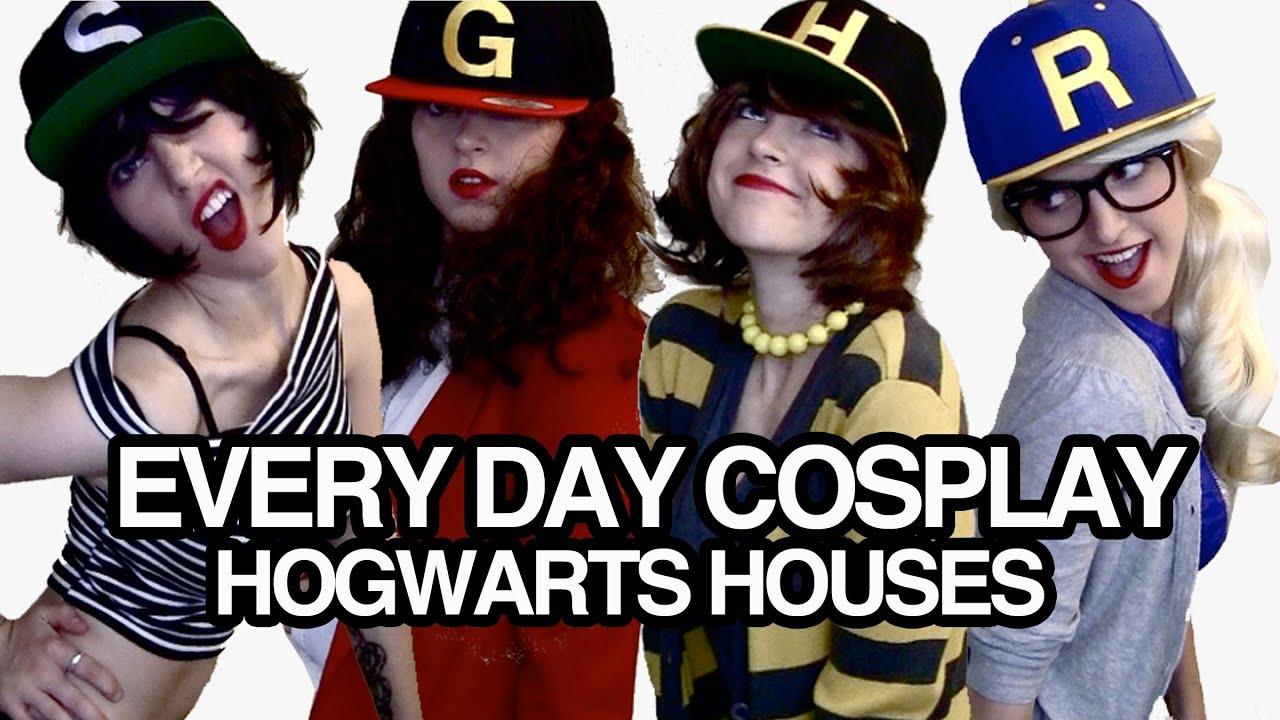 Harry Potter Everyday Cosplay Youtube