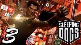 Sleeping Dogs Part 3 [HD] Walkthrough Playthrough Gameplay Xbox360/PS3/PC