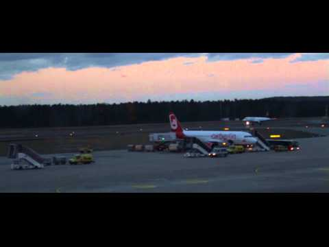 EDDN - Airport Nürnberg Traffic - short film