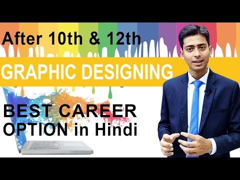 Graphic Designing Career in India After 10th & 12th | #22 | CREATE YOUR IDENTITY