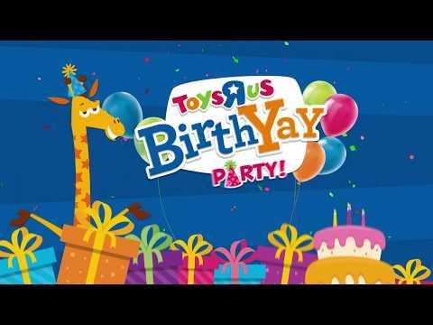 Savings Worth Celebrating At Toys R Us!