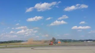 HD Plane Crash!!! @ PDK Peachtree Good Neighbor Day Air Show 2016