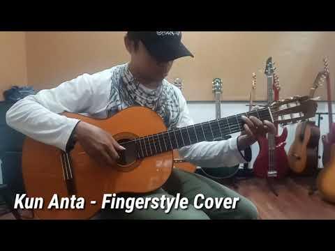 Kun Anta - Simple Fingerstyle Guitar Cover acoustic