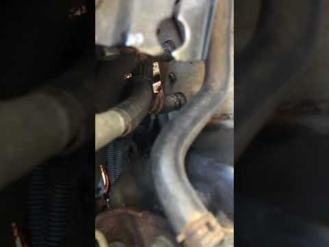 How To Bypass The Heater Core In A Chevy Cavalier 2000