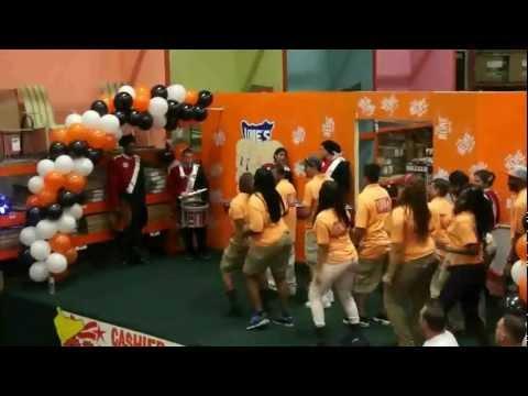 D84 CAM Cashier Olympics 2012 Part 1