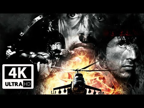 RAMBO: The Video Game Final Boss and Ending 4k 60FPS thumbnail