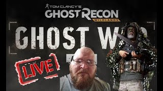 FAT MAN BREATHS HEAVY WHILE PLAYING / GHOST RECON WILDLANDS PVP 18+CONTENT