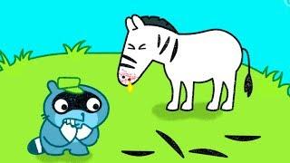 Мультфильм МАЛЫШ панго Все серии в одной #1 Новый Веселый Мультик ИГРА для детей