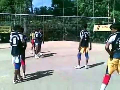 sri lanka schools volleyball (De mazenod vs Davisamara m.v ...