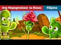 Ang Mapagmataas na Rosas | Kwentong Pambata | Filipino Fairy Tales