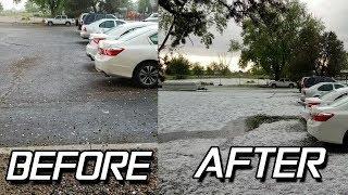 Insane Colorado Hail Storm 2018