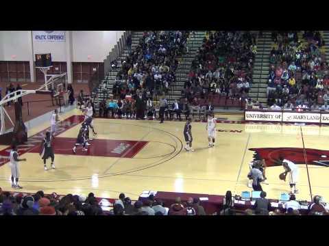 Salisbury University Men's Basketball Vs. University of ...