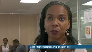 """""""Mon smartphone, pôle emploi et moi"""""""