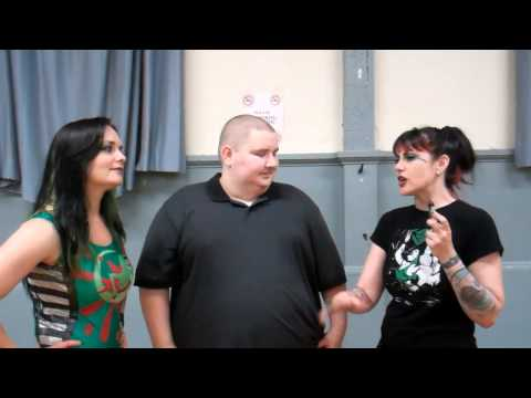 Dashawns2cents interview with Daffney and Mschif