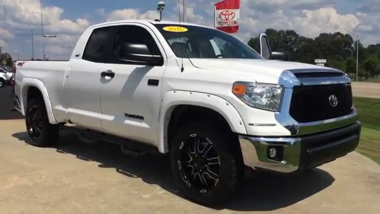 ron 39 s 2015 toyota tundra 5 7l v8 4x4 crewmax xsp x by gerald youtube. Black Bedroom Furniture Sets. Home Design Ideas