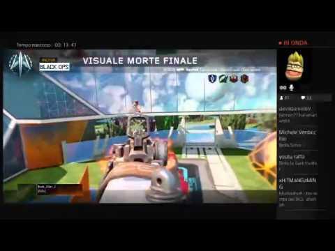"Finale 1 vs 1 ""Live Or Die"" 1°/2° posto CoD ITALIA streaming PS4 Hagen_TV"
