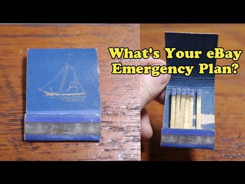 Scavenger Life Episode 273: What's Your eBay Emergency Plan?