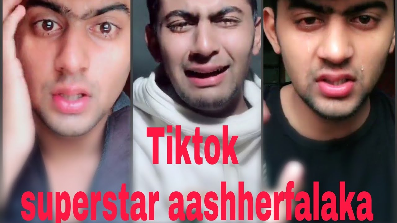 The most musically tiktok superstar aashher falaka Emotional vlogs