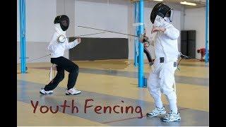 Fencing lessons І Уроки фехтування