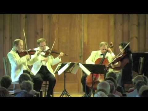 Dohnanyi: Quartet No.3 in A minor, Op.33 - 2. Andante religioso con variazioni