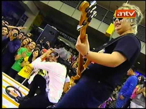 Radja - Aku Ada Karena Kau Ada (Live Mantap ANTV)