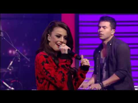 Cher Lloyd I Wish Live with Kelly & Michael (10-15-13)
