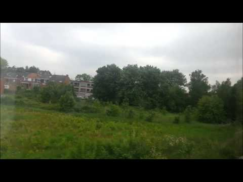 Amsterdam Centraal to Paris Nord station (82min - 6/13)