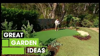 Gambar cover Make Your Own DIY Putting Green   Gardening   Great Home Ideas