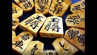 #2 видеоурок по сёгам ( японским шахматам). Розыгрыш призов !