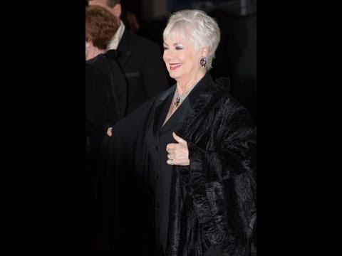 Shirley Jones on the red carpet at the Carol Burnett Day event