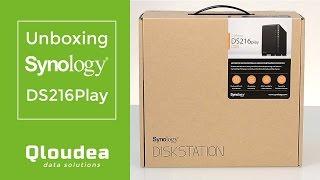 Synology DS216Play Unboxing en Español