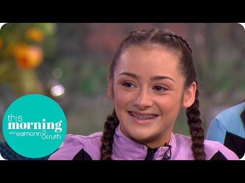 BGT's Julia Carlile is Dancing Fit Again With the MerseyGirls | This Morning