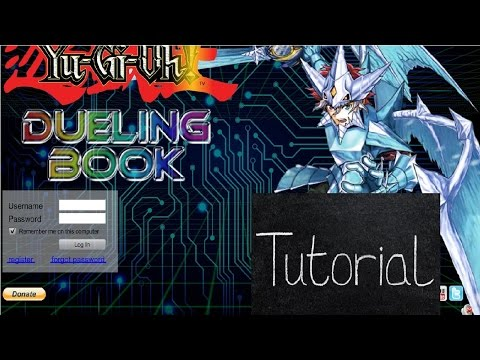 Yugioh Dueling Book Tutorial (New Awesome Features!!!!)