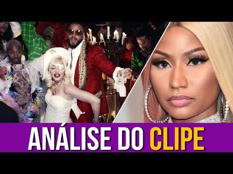 "Nicki Minaj Analisa: ""Madonna Maluma - Medellín"""