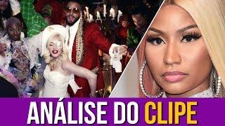 "Baixar Nicki Minaj Analisa: ""Madonna, Maluma - Medellín"""